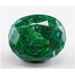 903.5 ct Oval Cut Green Natural Emerald AGSL