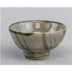 Chinese Yuan Style Porcelain Cup