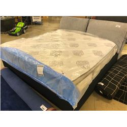 KINGS DOWN QUEEN SIZE PILLOW TOP MATTRESS