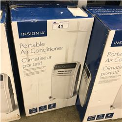 INSIGNIA 10,000 BTU PORTABLE AIR CONDITIONER