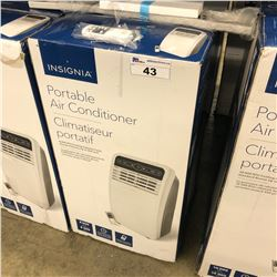 INSIGNIA 8,000 BTU PORTABLE AIR CONDITIONER