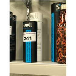 2 SWELL STAINLESS STEEL INSULATED WATER BOTTLES