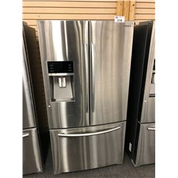 SAMSUNG RF23HCEDBSR STAINLESS STEEL  FRIDGE/FREEZER COMBO WITH ICE MAKER