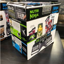 AUTO-IQ NUTRI NINJA AND NUTRI BLENDER COMBO KIT