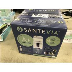 SANTEVIA  A+ ALKALINE WATER FILTRATION SYSTEM