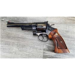SMITH  WESSON MODEL 27-2