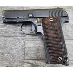 ASTRA ARMS CO. MODEL 1915
