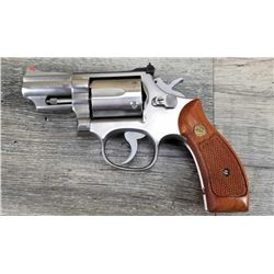 SMITH  WESSON MODEL 66-1