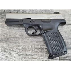 SMITH  WESSON MODEL SW40VE