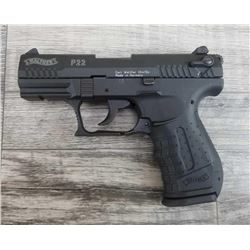WALTHER MODEL P22