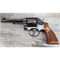 SMITH  WESSON MODEL 10-5