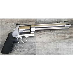 SMITH  WESSON MODEL 460XVR
