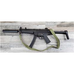 HECKLER  KOCH MODEL MP522