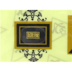 1 Grain .9999 Fine Gold Investor Bar