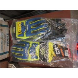 "2 Pairs of High Quality ""Extrication"" Safety Glove"