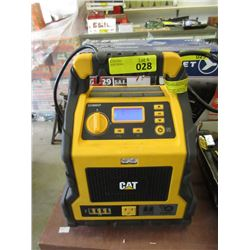 Air Compressor, Jump Starter & LED Power Station