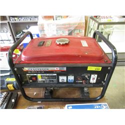 DJ Power 6.5hp 2500 Watt Generator