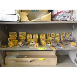 34 New DeWalt Hole Saw Attachments