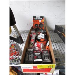 Box of Assorted Hole Saws