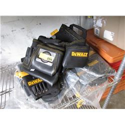 New DeWalt Tool Pouches