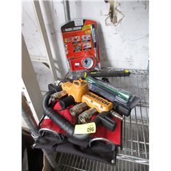 Assorted New Tools -Bostich Gang Air Supply & More