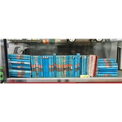 "50 ""The Hardy Boys"" Boys Books (40 are Hard Covers)"