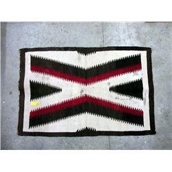 3 Colour Navajo Saddle Blanket