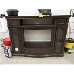 Mantle Style Fireplace Surround - Store Return