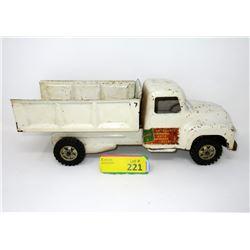 1950s Buddy L Emergency Auto Wrecker Tow Truck