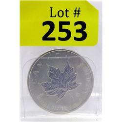 1Oz. 2017 Canada .9999 Silver Maple LeafCoin