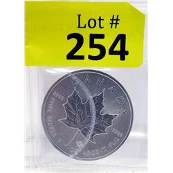 1Oz. 2018 Canada .9999 Silver Maple LeafCoin