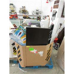 Skid of Assorted Store Return Household Goods