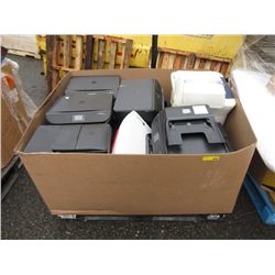 Skid of Assorted Store Return Printers