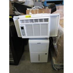 4 Assorted Air Conditioners - Store Returns