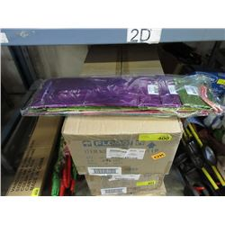 Case of 144 New Metallic Wine Gift Bags