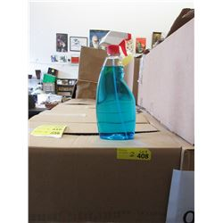 2 Cases of 12 Glass & Multi-Surface Cleaner