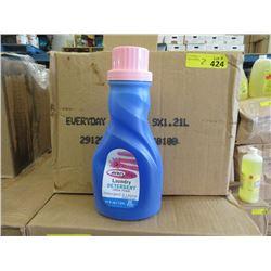 2 Cases of Nine 41 Oz. Bottles Liquid Laundry Soap
