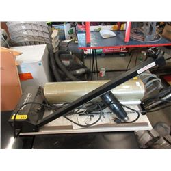 Super-Sealer Shrink Wrap System with Roll of Wrap