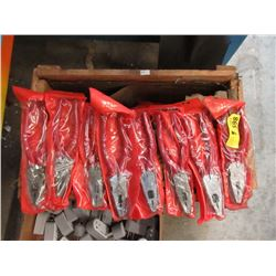 8 New Pairs of Pliers