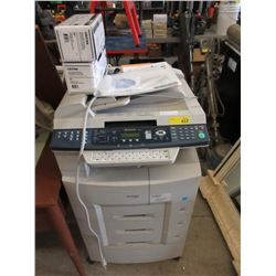 Panasonic DP-8020E Printer/Fax Machine