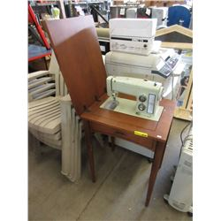 Sears Kenmore Sewing Machine on Stand