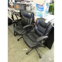 2 Swivel Office Chairs - Store Return