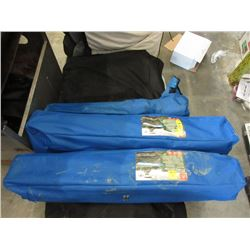 Folding Chair & 2 Camping Cots - Store Returns