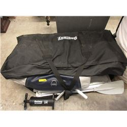 Inflatable Boat with Air Pump - Store Return