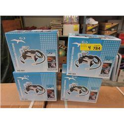 4 New Seagull 12 Volt Air Compressors