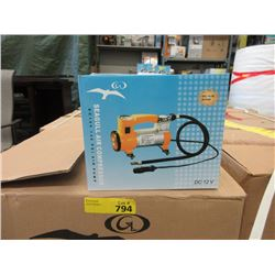Case of 10 New Seagull 12 Volt Air Compressors