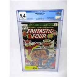 "Graded 1977 ""Fantastic Four #181"" Marvel Comic"