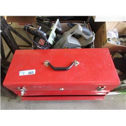 Toolbox and Electric Power Tools