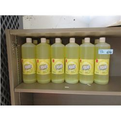 Case of Sunny Select Dishwashing Liquid/Hand Soap