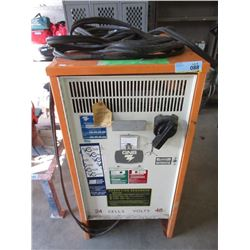 GNB Forklift Battery Charger- 24GTD600E